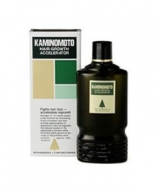 KAMINOMOTO HAIR GROWTH ACCELERATOR, 180 мл